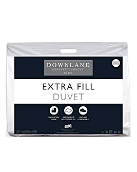 Extra Fill Deep Sleep Duvet 4.5 Tog