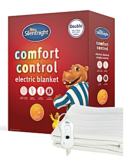 Comfort Control Electric Blanket