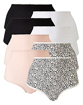 10 pack Animal Full Fit Briefs