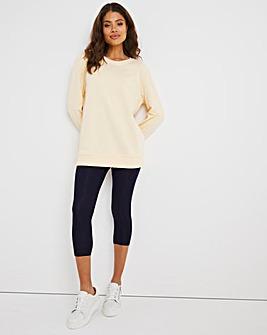 Jersey Crop Legging