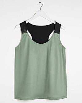 Sustainable Active Swing Vest