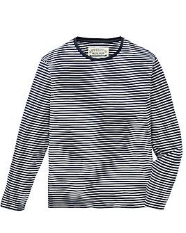 L/S Stripe T-Shirt