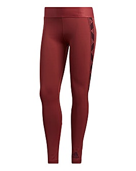 adidas Alphaskin Badge of Sport Tights
