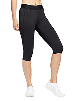 adidas Alphaskin Capri Tights