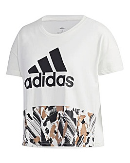adidas U4U Cropped T-Shirt
