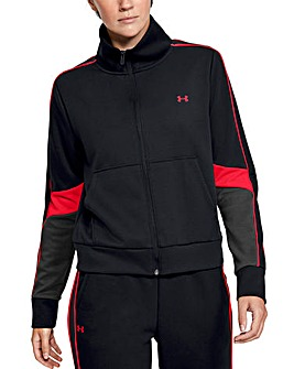 Under Armour Double Knit Full Zip