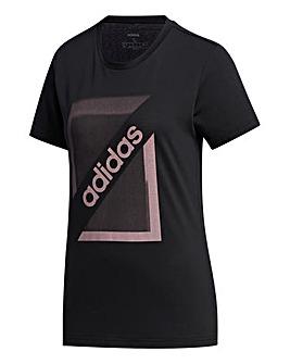 adidas Colorblock T-Shirt