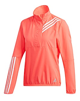 adidas Run It 3-Stripes Jacket
