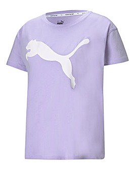Puma Ready To Go Logo Tee