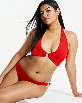 Figleaves Curve Monaco Buckle Bikini Top