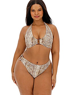 26cb7147726 Plus Size Swimwear | Swimming Costumes & Bikinis | Simply Be