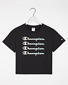 Champion Boxy Crop T-Shirt