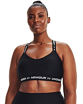 Under Armour Crossback Low Bra