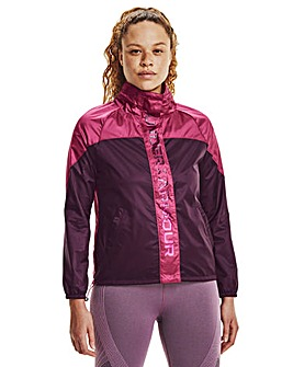 Under Armour Recover Shine FZ Jacket