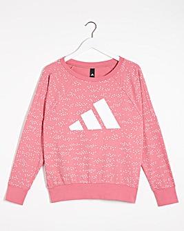 adidas Winners Crew Sweatshirt