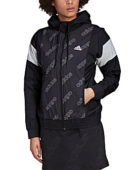 adidas Womens Favourites Windbreaker