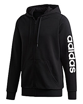 adidas Essentails Full Zip Hoodie