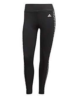 adidas Winners Leopard 7/8 Leggings