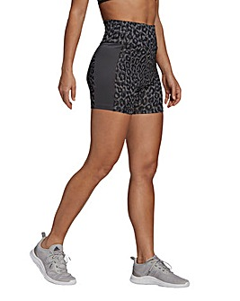 adidas Winners Leopard Cycling Shorts