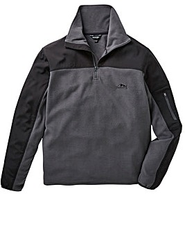 Snowdonia 1/2 Zip Polar Fleece