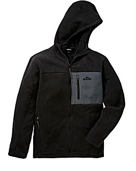 Snowdonia Hooded Polar Fleece