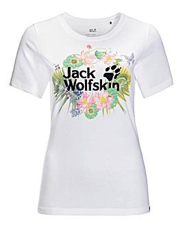 Jack Wolfskin Paradise Logo T-Shirt