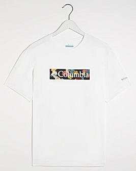Columbia Rapid Ridge Graphic Short Sleeve T-Shirt