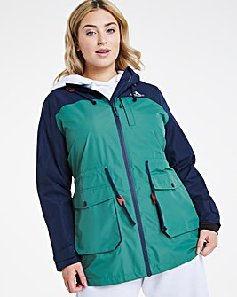 Snowdonia Long Waterproof Jacket