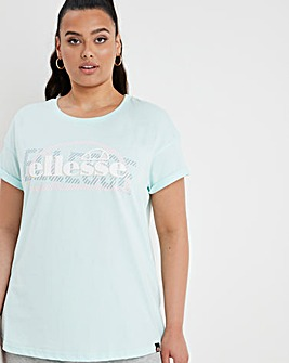 ellesse Logo Seral T-Shirt