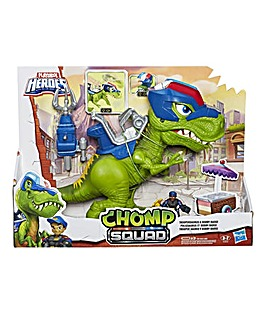 Chomp Squad Troopersaurus and Bobby