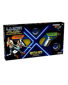 Laser M.A.D Battle Ops