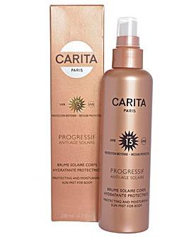 Carita Sun Mist  For Body Spf15 200ml