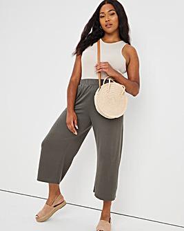 Premium Modal Crop Trouser
