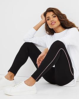 Side Stripe Legging