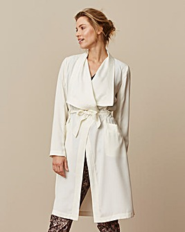 Waterfall Trench Jacket