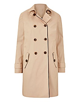 Premium Showerproof Trench Coat