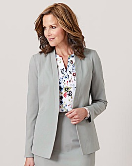 Edge to Edge Tailored Jacket