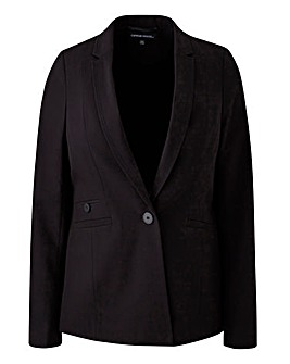 Stitch Detail Tailored Jacket