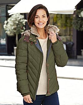 Premium Short Padded Coat
