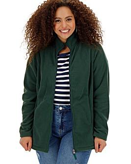 Teal Fleece Jacket