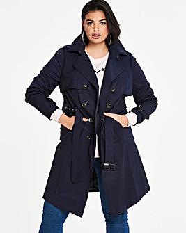 Showerproof Trench Jacket