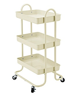 Metal Kitchen Trolley