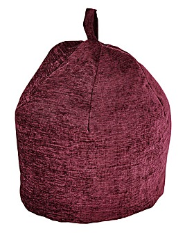 Chenille Bean Bag