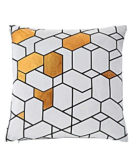Linden Tiles Cushion