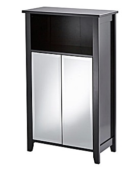 Ravello 2 Door Mirrored Cabinet
