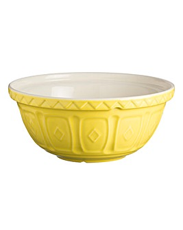 Mix Mixing Bowl 29cm Bright Yellow