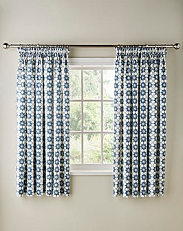 Katie Printed Kitchen Curtains