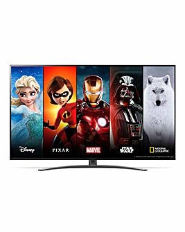 """LG 65NANO866NA 65"""" 4K Smart TV"""