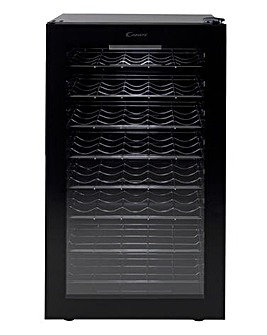 Candy CWC 150 UK/N Black Wine Cooler