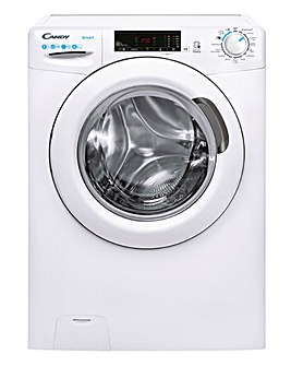Candy CS149TE/1-80 9kg Free Standing Washing Machine White